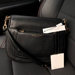 Marc Jacobs Empire City Large Crossbody Black